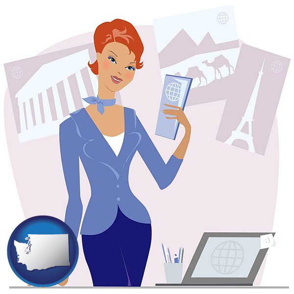 how to become travel agent in wa